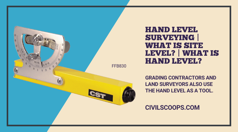 Hand Level Surveying What Is Site Level What Is Hand Level (1)