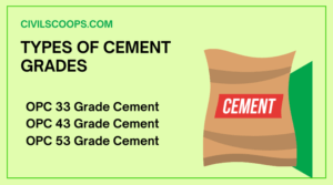 Types of Cement Grades