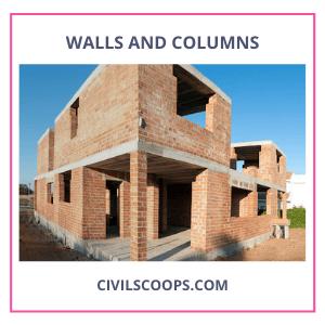 Walls and Columns